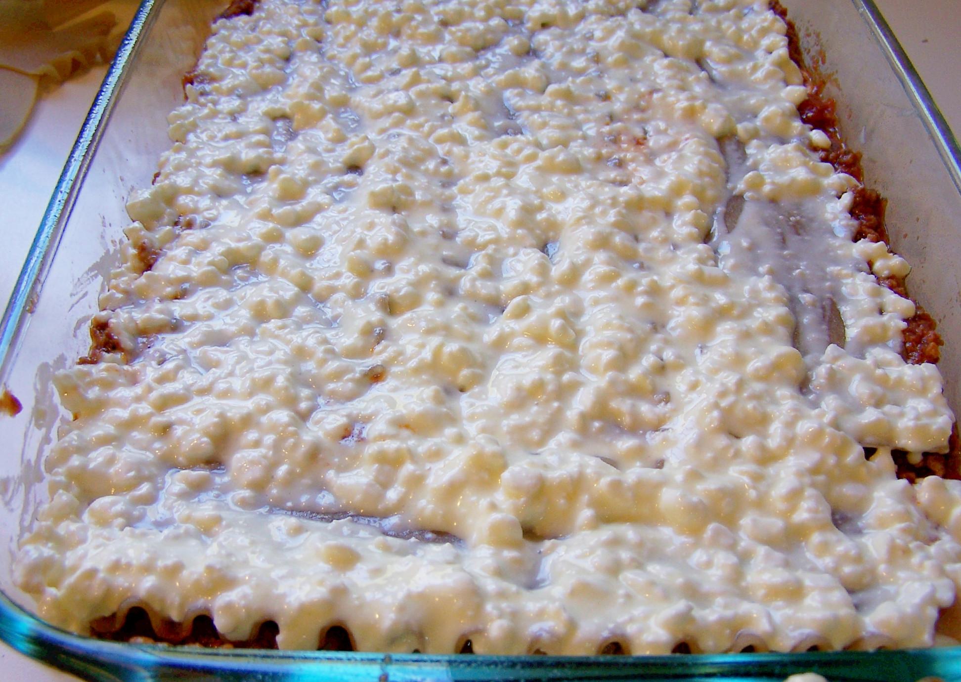 frozen homemade lasagna how to cook
