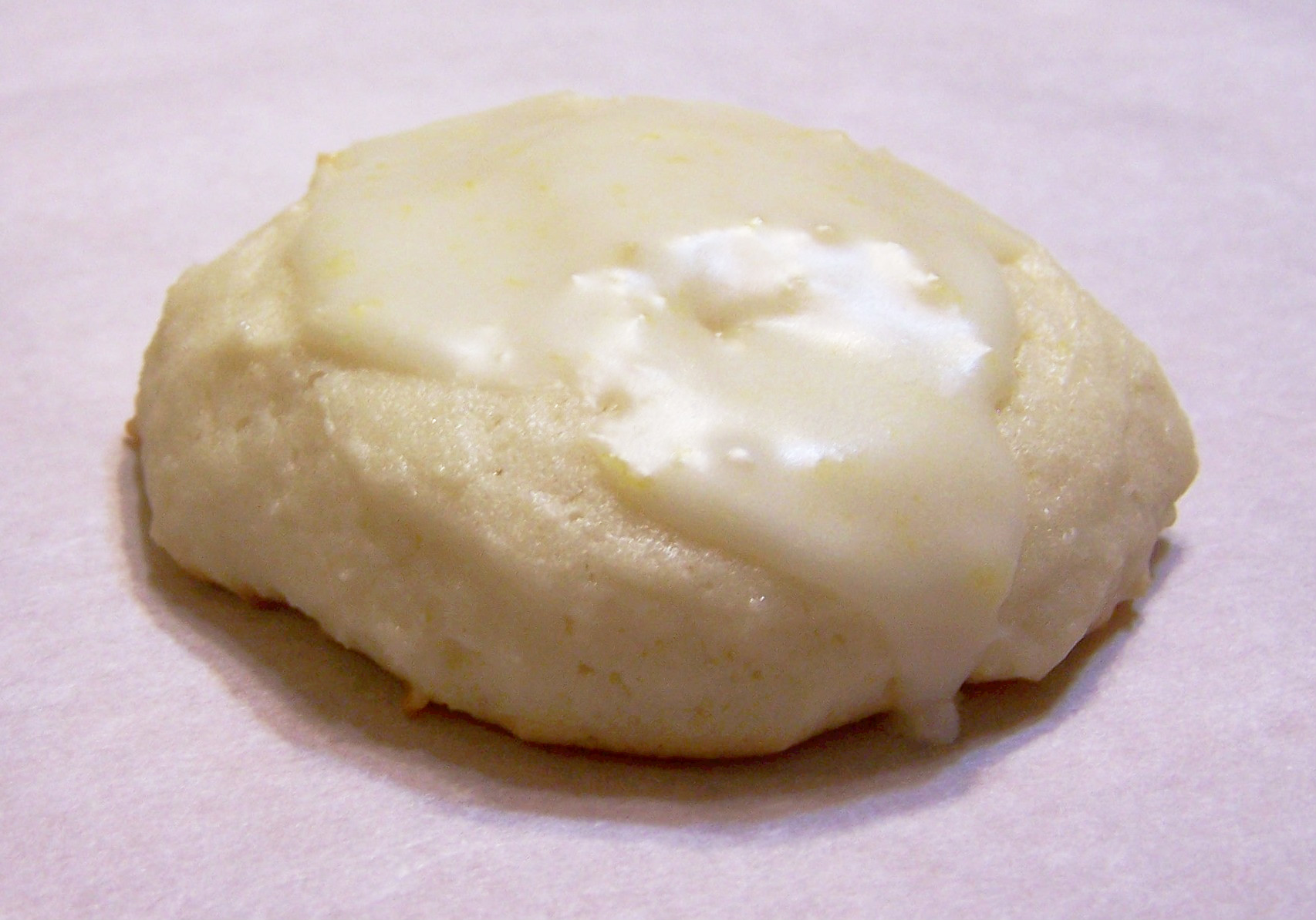 ... cookie cookies dessert food glazed lemon cookie lemon ricotta cookies