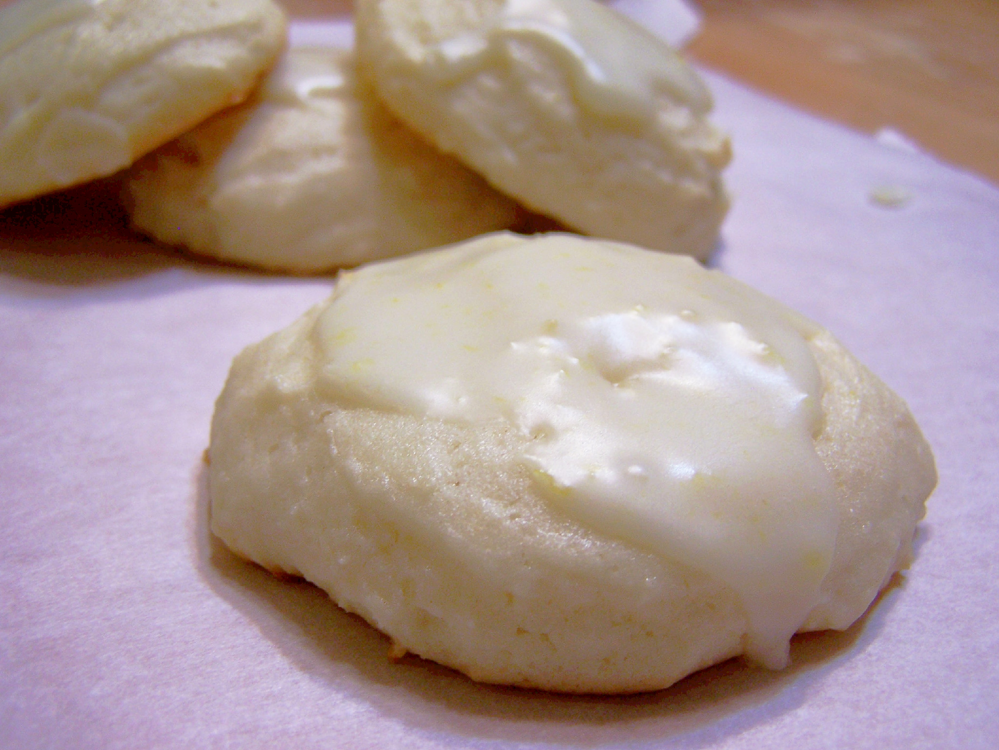 "Glazed Lemon Cookies – Recipe for the ""12 Weeks of Christmas ..."